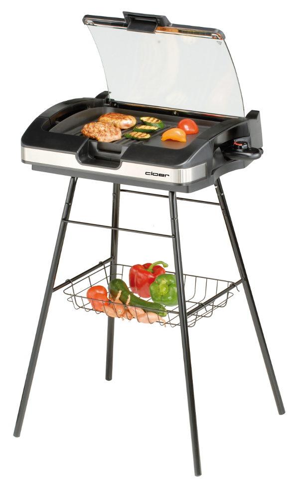 prctica barbacoa elctrica para el verano hogar cocina decoracion appliances