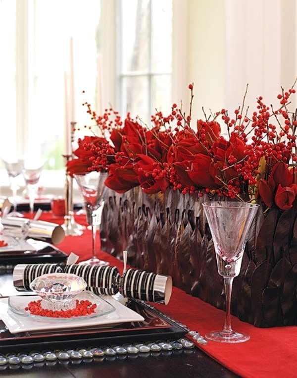 Ideas para hacer centros de mesa de navidad - Hacer centros de navidad ...