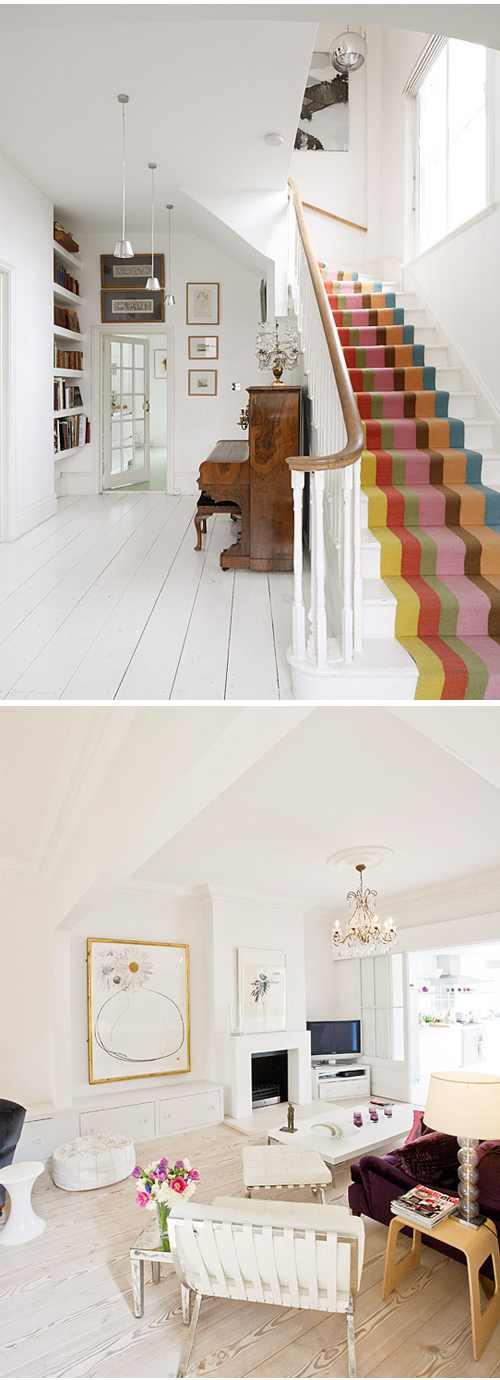 colores según el espacio a decorar