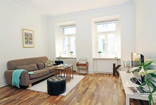 C mo decorar casas pisos o apartamentos peque os for Pisos para apartamentos pequenos