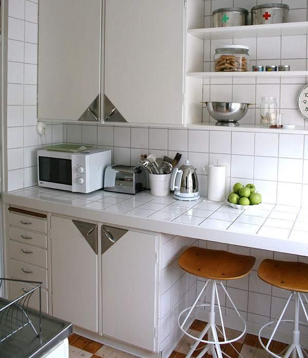 Como decorar cocinas muy pequeas como decorar una cocina - Como de corar una cocina ...