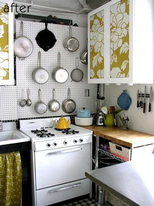 Ideas para decorar cocinas peque as - Ideas cocina pequena ...