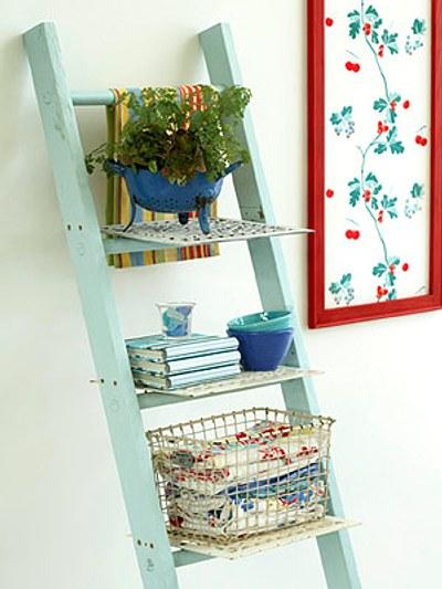 decorar con escaleras