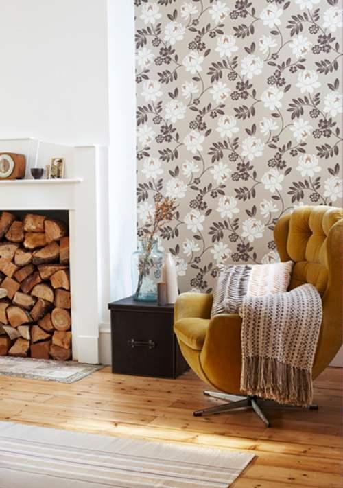 Consejos para aprender a empapelar paredes y superficies - Mesa para empapelar ...