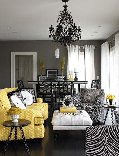 Decoraci n de casas ideas para elegir colores - Decoracion casa original ...