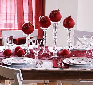 Decoraci n de mesas en navidad y nochevieja a o nuevo - Decoracion mesa nochevieja ...