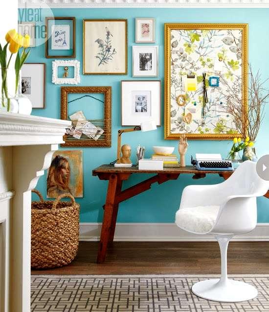 decorar oficina en casa