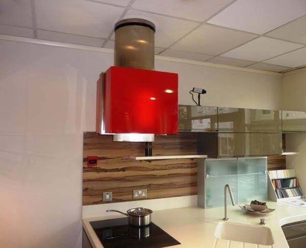 diseño y color en la cocina