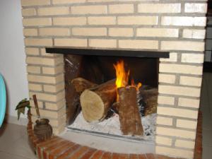 chimeneas u hogares tradicionales