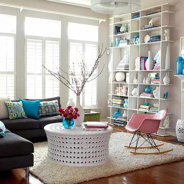 Estantes y baldas bien aprovechados - Ideas decoracion interiores ...