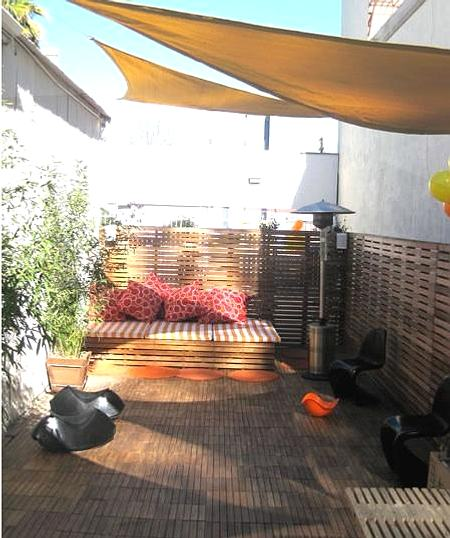 Ideas para decorar jardines y terrazas pr cticos y c modos for Ideas de decoracion de terrazas