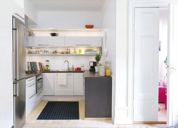 ideas para una pequeña cocina