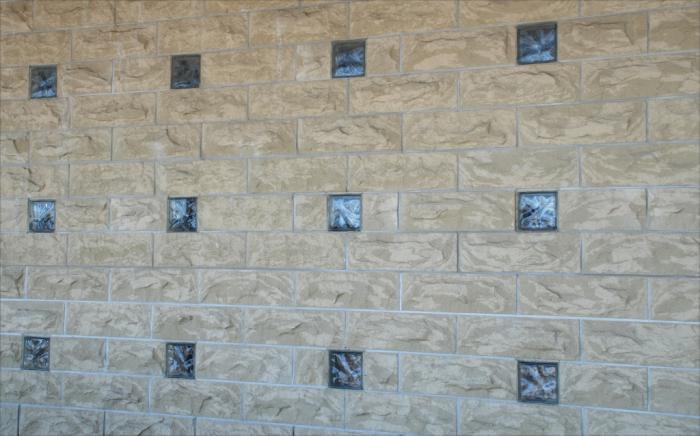 Como colocar ladrillos de vidrio latest las y materiales a utilizar en este trabajo son with - Como colocar ladrillos de vidrio ...