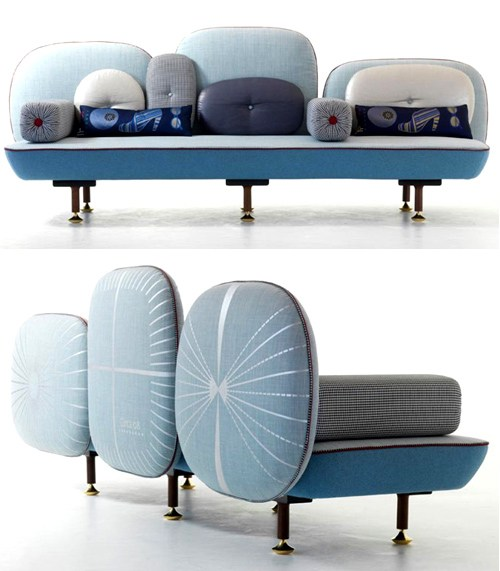 """Innovadores Sillones """"My Beautiful Backside"""""""
