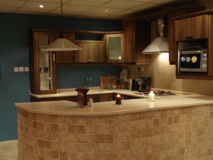 C mo aprovechar una isla o barra de cocina for Como armar mi cocina
