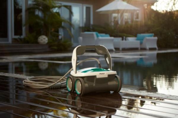 Nuevos robots de limpieza de piscinas y canalones - Robots para piscinas ...
