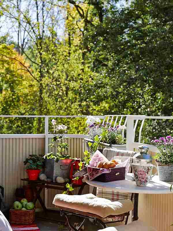 Decora la terraza todo el a o for Muebles de jardin casa