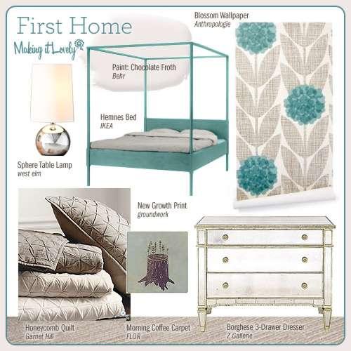 ideas par la primera casa
