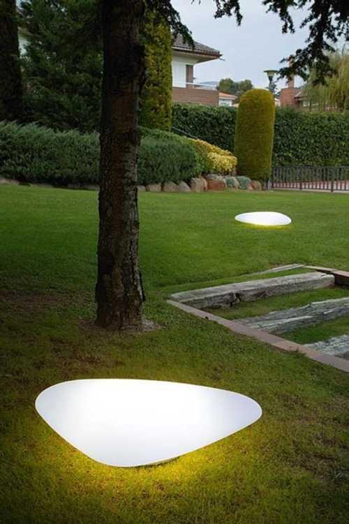 Recomendaciones sobre iluminaci n exterior for Focos para exterior jardin