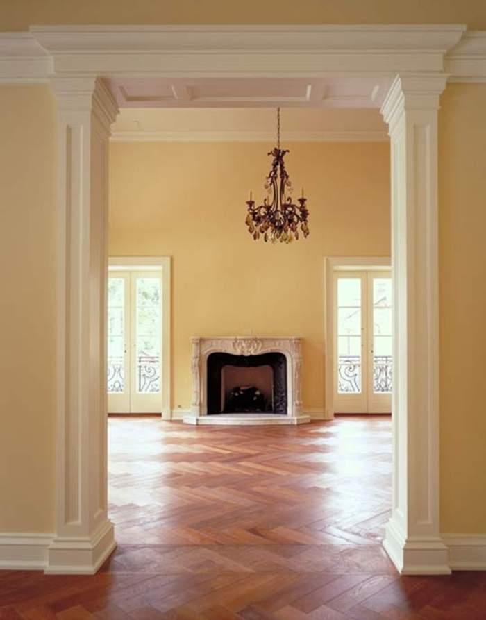 pavimento de madera y parquet