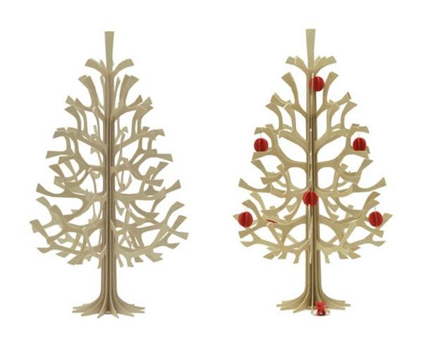 Tips decoraci n navidad propuestas de rboles navidad - Adornos originales para navidad ...