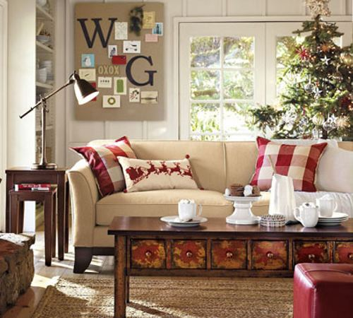 Tips decoraci n navidad ideas crear interiores navide os - Decoracion de interiores ideas ...